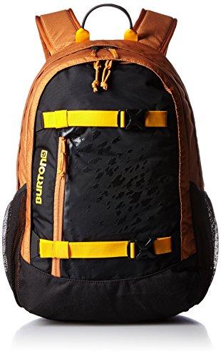Burton Mochila de senderismo, Unisex, Rucksack Day Hiker Pack, Burnt Orange Ripstop, 33 x 16 x 48 cm, 25 Liter