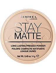 Rimmel Stay Matte Poudre Compacte 005 Silky Beige 14 g