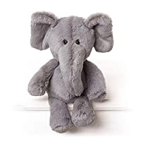 All Creatures Hazel the Elephant Soft Toy, Medium