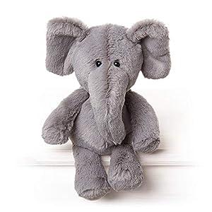 All Creatures Hazel el Elefante Suave Juguete, tamaño Mediano