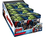 Marvel Avengers Spardose mit Schloss (MV92250)