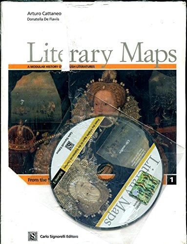 Literary maps. Letteratura inglese. Per il triennio delle Scuole superiori: 1