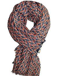 7150dd2da184 Amazon.fr   KARL LOVEN - Echarpes et foulards   Accessoires   Vêtements