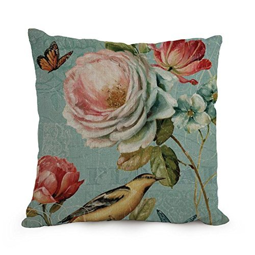beautifulseason Christmas Pillow Cases of Flower Art for Home Theater Dance Room Teens Teens Dining Room 12 X 20 Inches/30 by 50 cm(Double Sides) (Home-theater Boston)