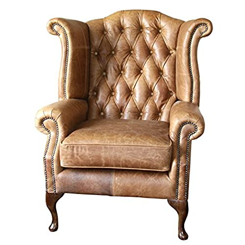 Wing chair - Amazon bedroom chairs and stools ...