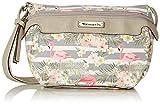 Tamaris Damen Ava Crossbody Bag Umhängetasche, 9,5x16x24,5 cm