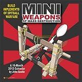 2012 Miniweapons of Mass Destruction Wall