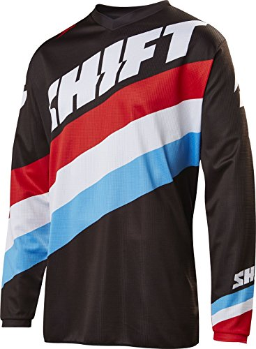 Shift Jersey Whit3 Tarmac Relaxed Fit-shift