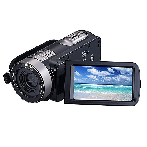 51MyGR%2BqytL - BEST BUY #1 PowerLead Puto PLD010 720P 16MP Digital Video Camcorder Camera DV DVR 2.7inch TFT LCD 16x ZOOM Portable Digital Video Recorder Reviews and price compare uk