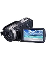 HuiHeng Full HD Digital Camera Portable Mini Handheld Camcorder Digital Video Camera Camcorders With IR Night Vision 24.0 Mega pixels DV 3