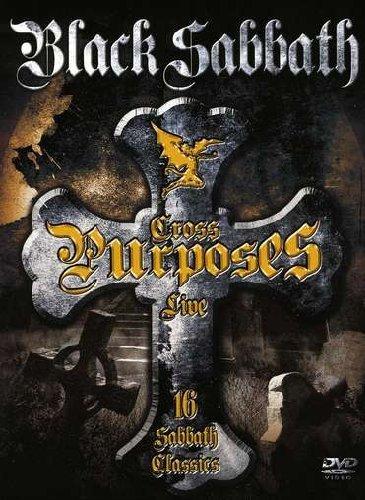 Black Sabbath - Cross Purposes-Live