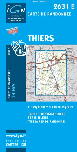 Thiers GPS