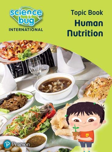 Science Bug: Human nutrition Topic Book