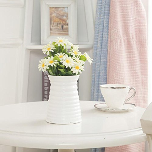 TT-AINI Blumentopf blumentöpfe Pflanze töpfe Fass Pp kunststoff Ablaufloch Dekorative Innen Outdoor -A 9*13*7cm