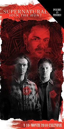 Supernatural 2018 Poster Calendar: Includes 13 Posters!