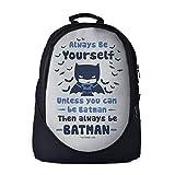 Best batman Kids Backpacks - The Souled Store Men's and Women's Batman Be Review