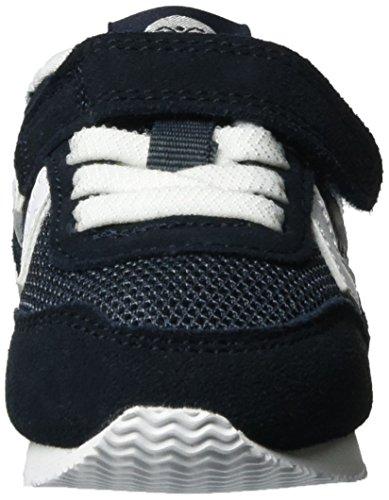 Hummel Reflex Infant, Sneakers Basses Mixte Enfant Bleu (Total Eclipse)