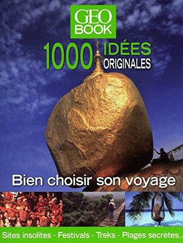 GEOBOOK 1000 Idées originales par Collectif