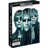 Matrix - La Trilogie - Edition limitée - Coffret Blu-Ray 4K