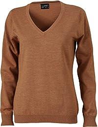Suchergebnis auf Amazon.de für  damen pullover camel  Bekleidung b6c26a4bd3