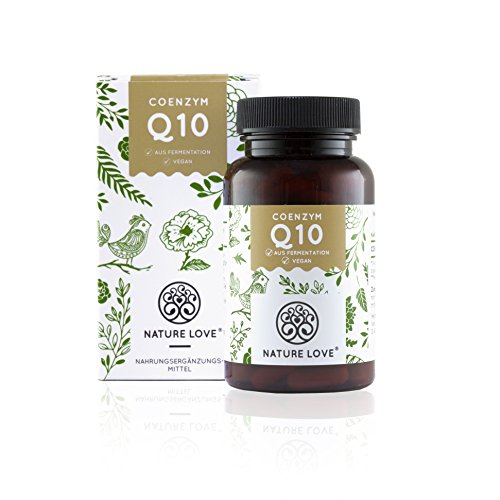 Coenzyme Q10 Nature Love