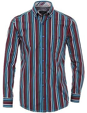 CASAMODA Herren Businesshemd Comfort Fit