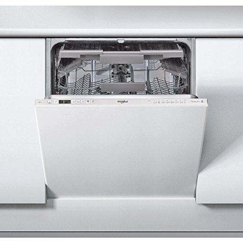 Whirlpool WRIC 3C26 PF Fully built-in 14place settings A++ dishwasher - Dishwashers (Fully built-in, Full size (60 cm), Stainless steel, Buttons, 1.3 m, 1.5 m)
