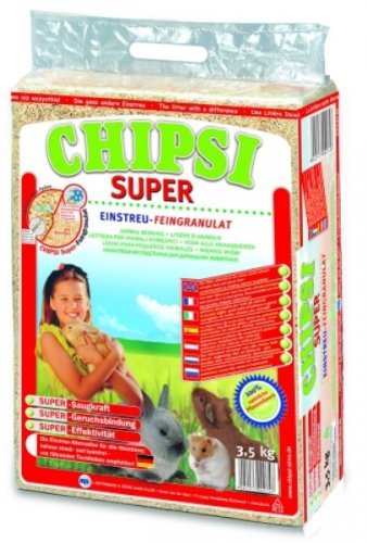 Chipsi Heimtierstreu Super 3.4