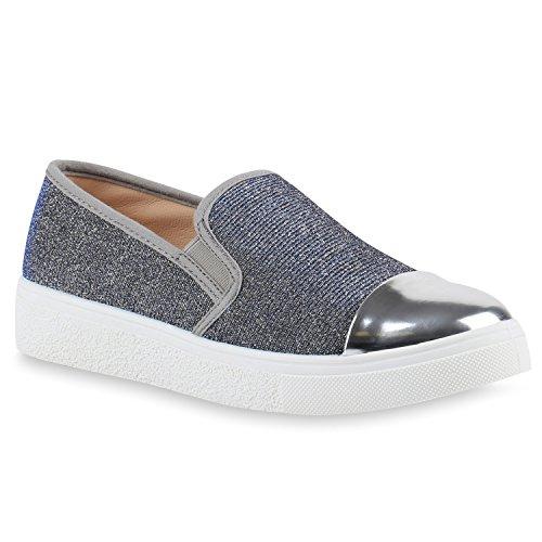 damen-schuhe-139734-sneakers-grau-metallic-lack-38