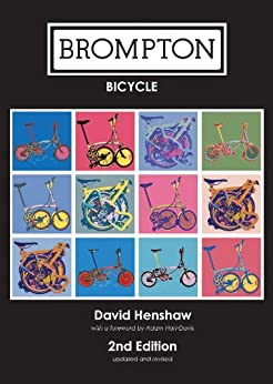 BROMPTON BICYCLE (English Edition) von [Henshaw, David]