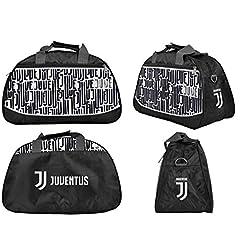 Idea Regalo - Borsone Juventus Juve Ufficiale Borsa Palestra Enzo Castellano BORSOJU131237
