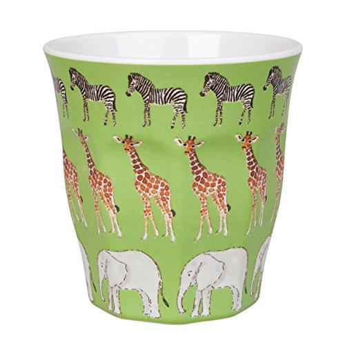 Sophie Allport Safari Kid 's vaso de melamina