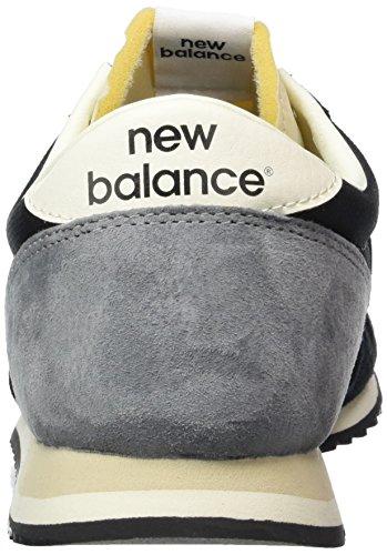 New Balance U420v1, Baskets Homme Noir (noir)