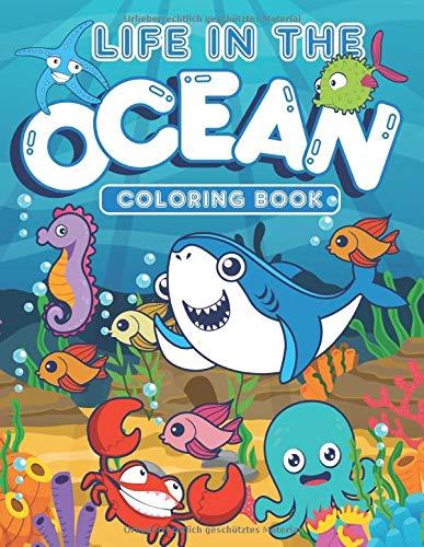 loring Book: Perfektes Malbuch mit niedlichen Illustrationen für Kleinkinder,Kinder von  4-8, Junge Teenager: Entspannendes Malbuch für Jungs und Mädchen ()