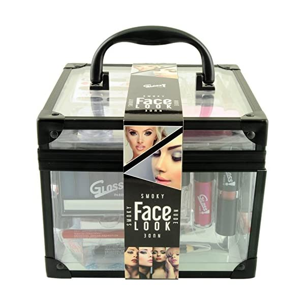 Gloss – caja de maquillaje, caja de regalo para mujeres – Malette maquillaje esencial