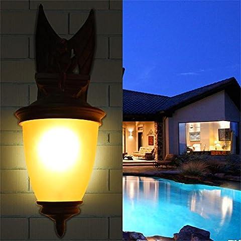 Outdoor wall outdoor wall lamp residential villa garden lights wall