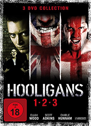 Bild von Hooligans Box [3 DVDs]