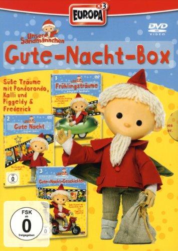 Gute-Nacht-Box (3 DVDs)