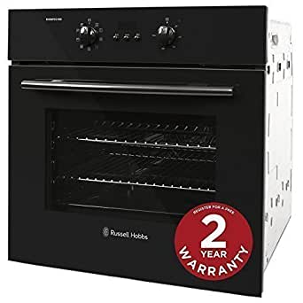 Russell Hobbs Built In Multi Function Electric Oven - Free 2 Year Warranty*