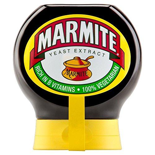 Marmite Hefe Extrakt in der squeeze Fasche - 200g x 3 - 3-er Pack - Squeeze-pack