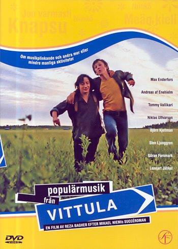 DVD SCHWEDISCH : Populärmusik Från Vittula (Mikael Niemi)