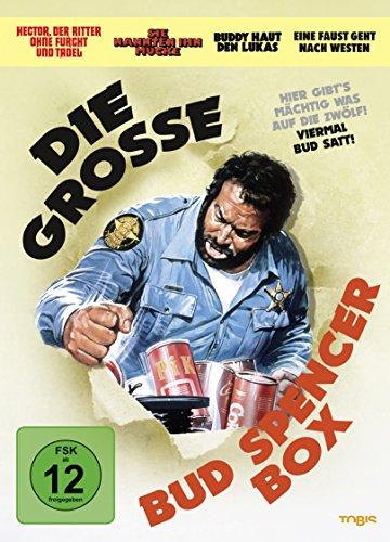 Die große Bud Spencer Box [4 DVDs] -