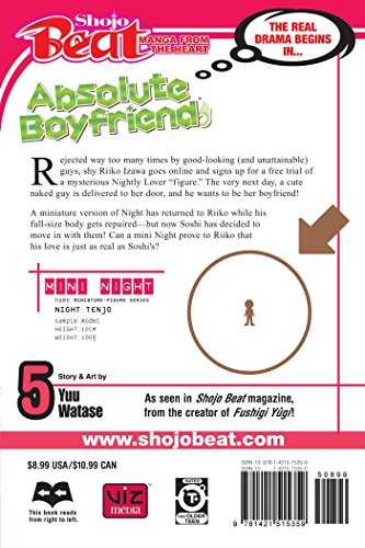 Absolute Boyfriend Volume 5: v. 5