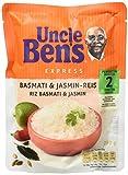 Uncle Ben's Express-Reis Basmati & Jasmin (6 x 250g)