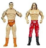Tickles Wrestle Mania XXVIII - WWE (Pack of Two) Toy 29 cm