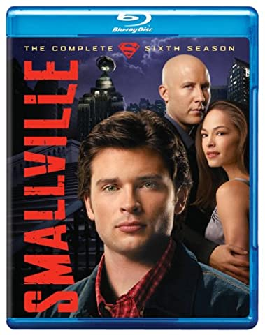 Smallville: Complete Sixth Season [Blu-ray] [Import anglais]