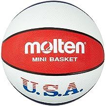 Molten Trainingsbasketball in USA-Farben, blau/weiß/rot