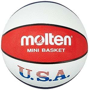 Molten Basketball BC3R-USA, Weiß/Blau/Rot 3