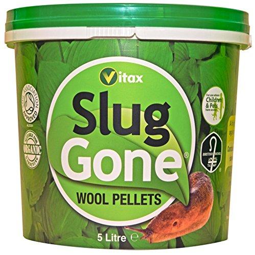 Hozelock Vitax-Lumachicida naturale in granuli Slug