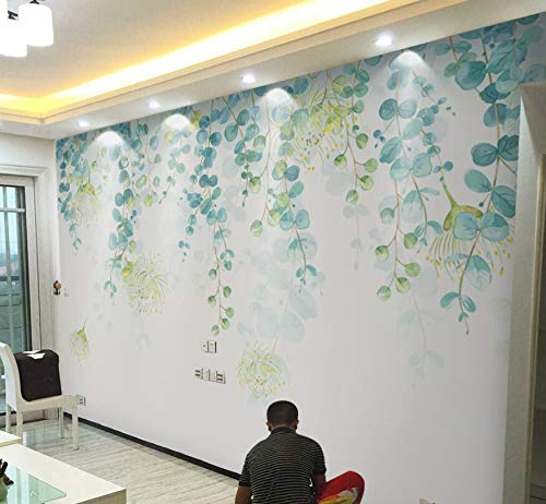 5d blatt TV hintergrund tapeten modernen minimalismus tapete wohnzimmer schlafzimmer 3d dekorative wandbild 8d video 250 cm * 175